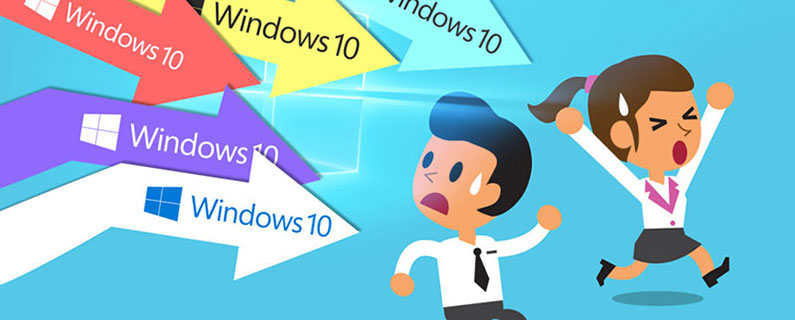 Отказ от ос windows 10