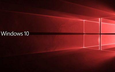 Красный логотип десятки