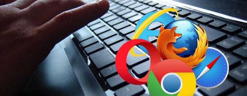 Логотипы всех браузеров