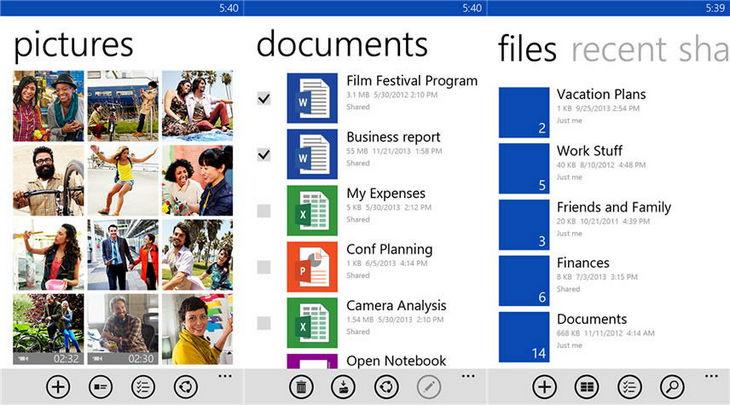 Переносим файлы с OneDrive