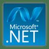 Логотип Net framework Microsoft
