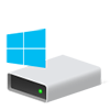 Логотип системного диска