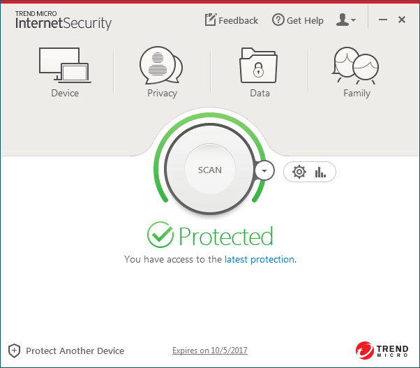 TrendMicro Internet Security