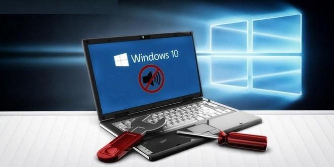 Проблемы со звуком в Windows